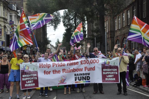Rainbow Fund Pride 2013